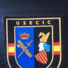 Militaria: PARCHE USECIC GUARDIA CIVIL. Lote 207090097