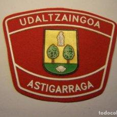 Militaria: PARCHE DE POLICIA LOCAL. ASTIGARRAGA.. Lote 207579585