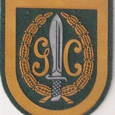 Militaria: PARCHE ESCUDO EMBLEMA GUARDIA CIVIL GAR GRUPO DE ACCIÓN RÁPIDA. Lote 207891321