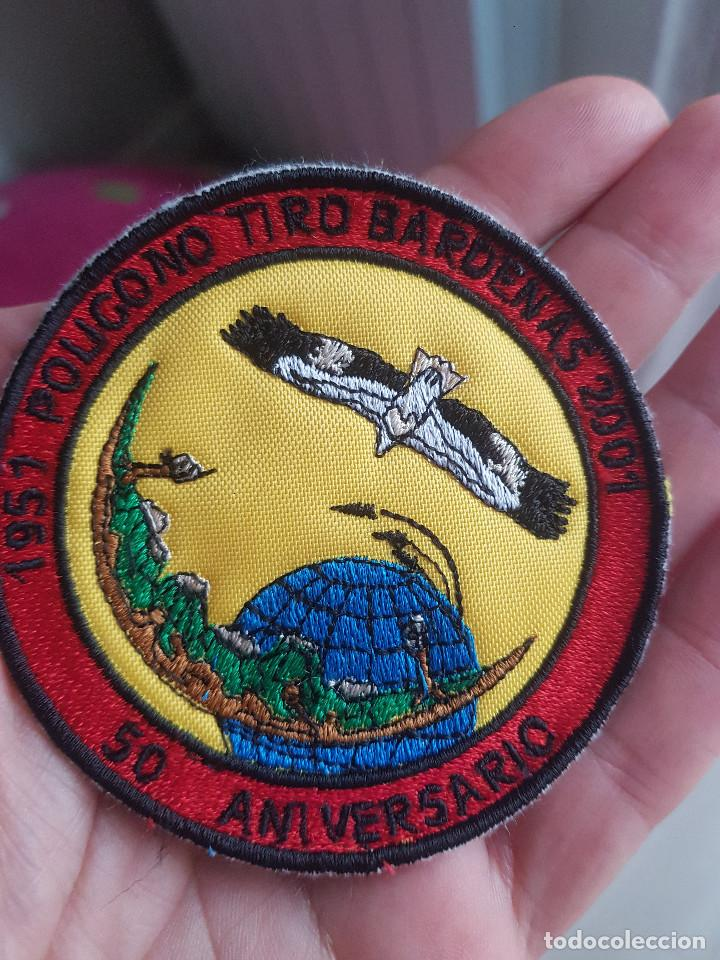PARCHE EJERCITO DEL AIRE ANIVERSARIO (Militar - Parches de tela )