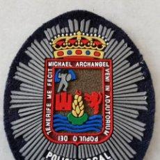 Militaria: PARCHE POLICIA LOCAL TENERIFE. Lote 210674391