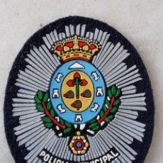 Militaria: PARCHE POLICIA LOCAL TENERIFE. Lote 210676915