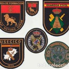 Militaria: PARCHES GUARDIA CIVIL. Lote 210941967