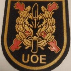 Militaria: PARCHE EMBLEMA A COLOR UOE INF. DE MARINA. Lote 211652774
