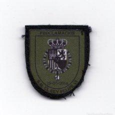 Militaria: DISTINTIVO EN TELA PROCLAMACION FELIPE VI. Lote 212179075