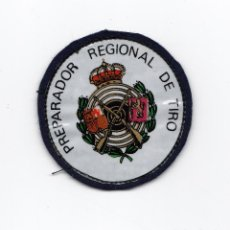Militaria: PREPARADOR REGIONAL DE TIRO. Lote 212279876