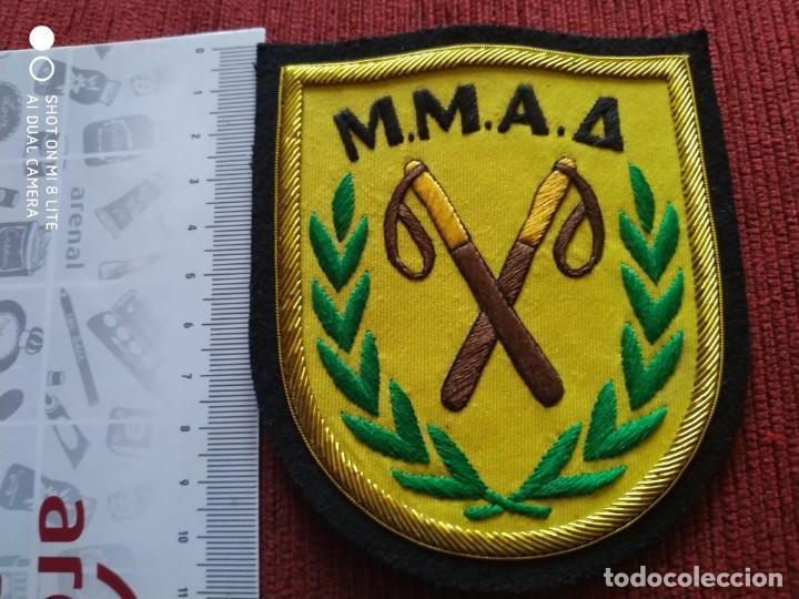 Militaria: PARCHE EMBLEMA DISTINTIVO POLICIA POLICIAL ANTIDISTURBIOS CHIPRE M.M.A.A. - Foto 2 - 212720512