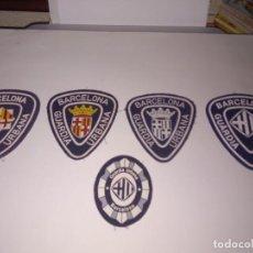 Militaria: GUARDIA URBANA / POLICIA LOCAL / GUARDIA URBANA BARCELONA / POLICIA MUNICIPAL. Lote 213218862