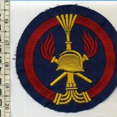 Militaria: PARCHE DE BOMBEROS DE ALEMANIA. Lote 213669197