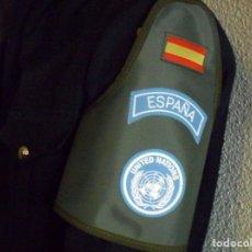 Militaria: BRAZALETE EJERCITO ESPAÑOL UNITED NATIONS AAA. Lote 278421693
