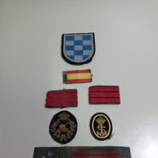 Militaria: LOTE 7 PARCHES MILITARES.. Lote 214570586
