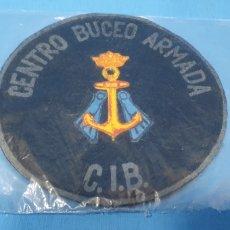 Militaria: PARCHE CENTRO BUCEO ARMADA - C.I.B.. Lote 215321373