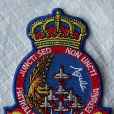 Militaria: PARCHE DE LA PATRULLA AGUILA. Lote 216562251