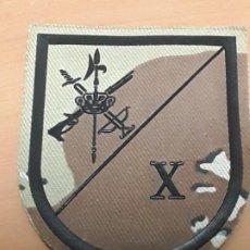 Militaria: PARCHE DE LA X LEGION. Lote 217179868