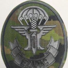 Militaria: PARCHE EMBLEMA EZAPAC PIXELADO BOSCOSO. Lote 232133270