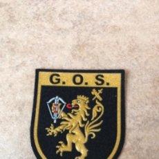 Militaria: PARCHE DE LA GUARDIA CIVIL DE EL GRUPO OPERATIVO DE SEGURIDAD-GOS NUEVO. Lote 217896863