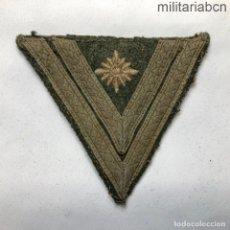 Militaria: ALEMANIA III REICH. INSIGNIA DE BRAZO DE STABSGEFREITER DE LA WEHRMACHT. Lote 218021865