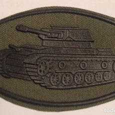 Militaria: PARCHE EMBLEMA DE PECHO VERDE RIMZ UAD RAS 55 BICC. Lote 220127877