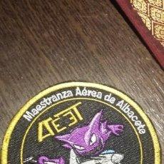 Militaria: PARCHE DEL EJÉRCITO DEL AIRE. Lote 222101021
