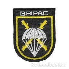 Militaria: PARCHE BORDADO BRIPAC BRIGADA PARACAIDISTA ARTICULO NUEVO. Lote 222120116