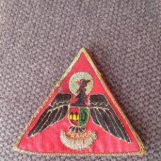 Militaria: RARO .PARCHE EPOCA DE FRANCO. Lote 222230998