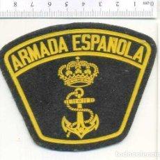Militaria: PARCHE MILITAR DE LA ARMADA ESPÀÑOLA. Lote 222285292