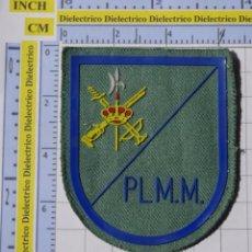 Militaria: PARCHE MILITAR LEGIONARIO. IV TERCIO LEGIÓN. PLANA MAYOR PLMM. Lote 224256946