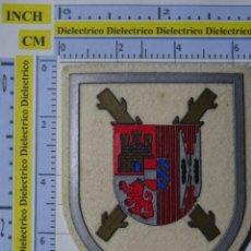 Militaria: ANTIGUO PARCHE MILITAR LEGIONARIO. LEGIÓN ESPAÑOLA. III TERCIO JUAN AUSTRIA, ALMERÍA.. Lote 224257490
