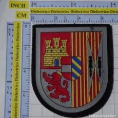 Militaria: PARCHE MILITAR LEGIONARIO. LEGIÓN ESPAÑOLA. III TERCIO JUAN DE AUSTRIA. Lote 224257921