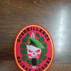 Militaria: PARCHE BORDADO. Lote 253174535
