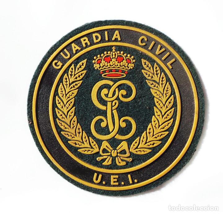 PARCHE. GUARDIA CIVIL. UNIDAD ESPECIAL DE INTERVENCIÓN. (Militar - Parches de tela )