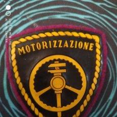 Militaria: EMBLEMA PARCHE POLICIA ESTADO - NACIONAL -DISTINTIVO POLICIAL ITALIA. Lote 225848110