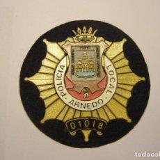 Militaria: PARCHE DE POLICIA LOCAL. ARNEDO.. Lote 226214915