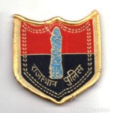 Militaria: INDIA - PARCHE DE POLICIA. Lote 228709890