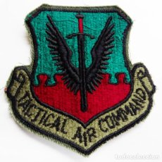 Militaria: PARCHE USA: TACTICAL AIR COMMAND. Lote 228993510