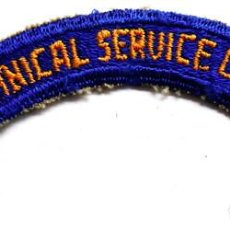 Militaria: PARCHE USA: AIR TECHNICAL SERVICE COMMAND. Lote 228993535