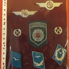 Militaria: ALEMANIA (D.D.R.) - PARCHE DE POLICIA. Lote 229314420