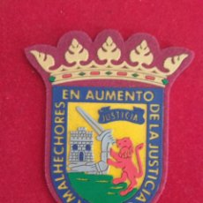 Militaria: EMBLEMA POLICIA MIÑONES DE ÁLAVA. Lote 230619285