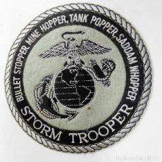 Militaria: PARCHE USA: USMC, STORM TROOPER. Lote 231498955