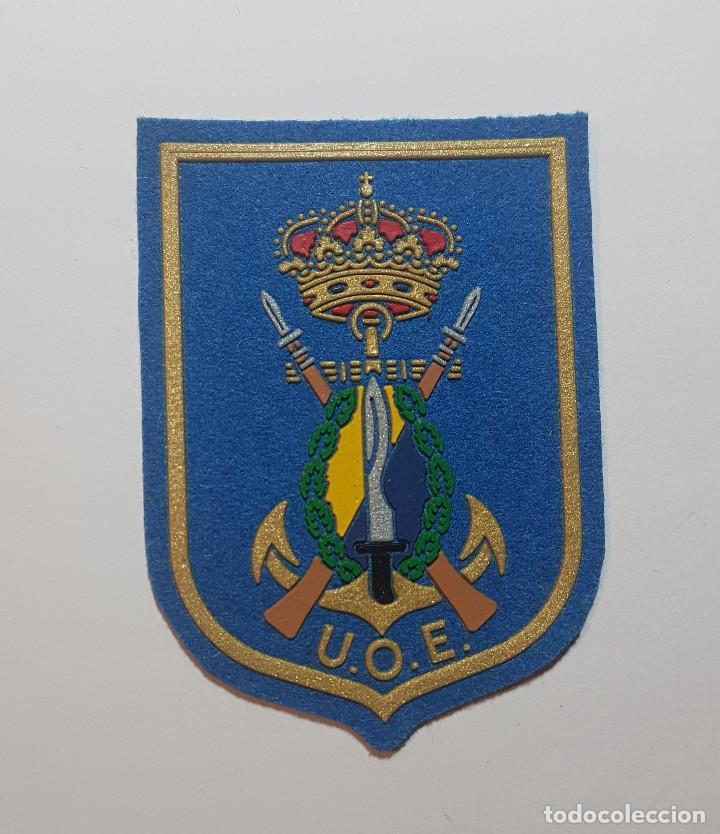 UNIDAD OPERACIONES ESPECIALES TEAR - ARMADA ESPAÑOLA (Militar - Parches de tela )