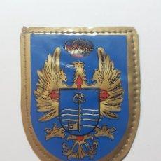 Militaria: ESCUDO DESTINO 2ª REGION MILITAR - SEVILLA - EJERCITO DE TIERRA. Lote 231884575