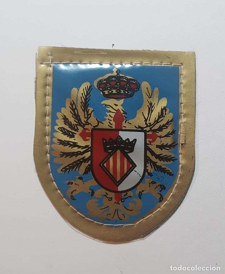 ESCUDO DESTINO 3ª REGION MILITAR - VALENCIA - EJERCITO DE TIERRA (Militar - Parches de tela )