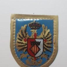 Militaria: ESCUDO DESTINO 3ª REGION MILITAR - VALENCIA - EJERCITO DE TIERRA. Lote 231884800