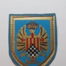 Militaria: ESCUDO DESTINO 4ª REGION MILITAR - BARCELONA - EJERCITO DE TIERRA. Lote 231892055