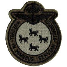 Militaria: PARCHE ARMADA ESPAÑOLA TERCERA ESCUADRILLA. Lote 235070315