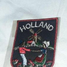 Militaria: ANTIGUO PARCHE HOLLAND. Lote 235388995