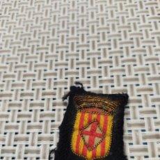 Militaria: PARCHE BARCELONA.. Lote 236957750
