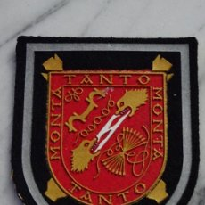 Militaria: PARCHE MILITAR LEGIONARIO. LEGIÓN ESPAÑOLA. GRUPO LIGERO DE CABALLERÍA LEGIONARIA. Lote 238517305