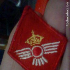 Militaria: EJERCITO AIRE ROMBO BORDADO TELA ANTIGVO *. Lote 240353055