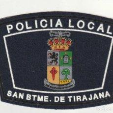 Militaria: CANARIAS. - PARCHE DE POLICIA. Lote 240398725